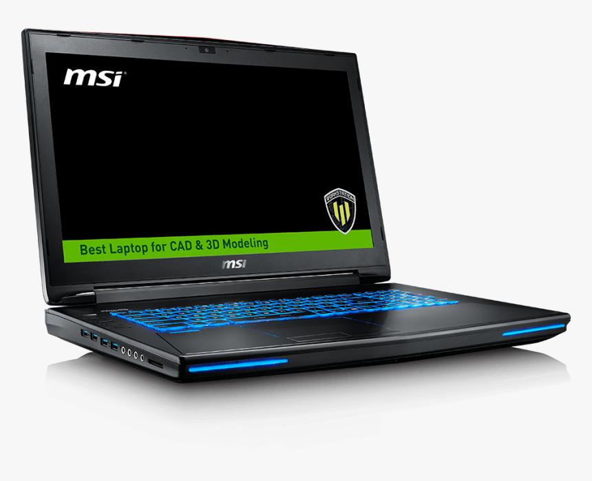 Msi Wt72 6qm, HD Png Download, Free Download