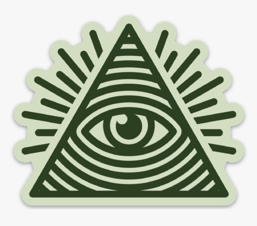 Illuminati Symbol, HD Png Download, Free Download