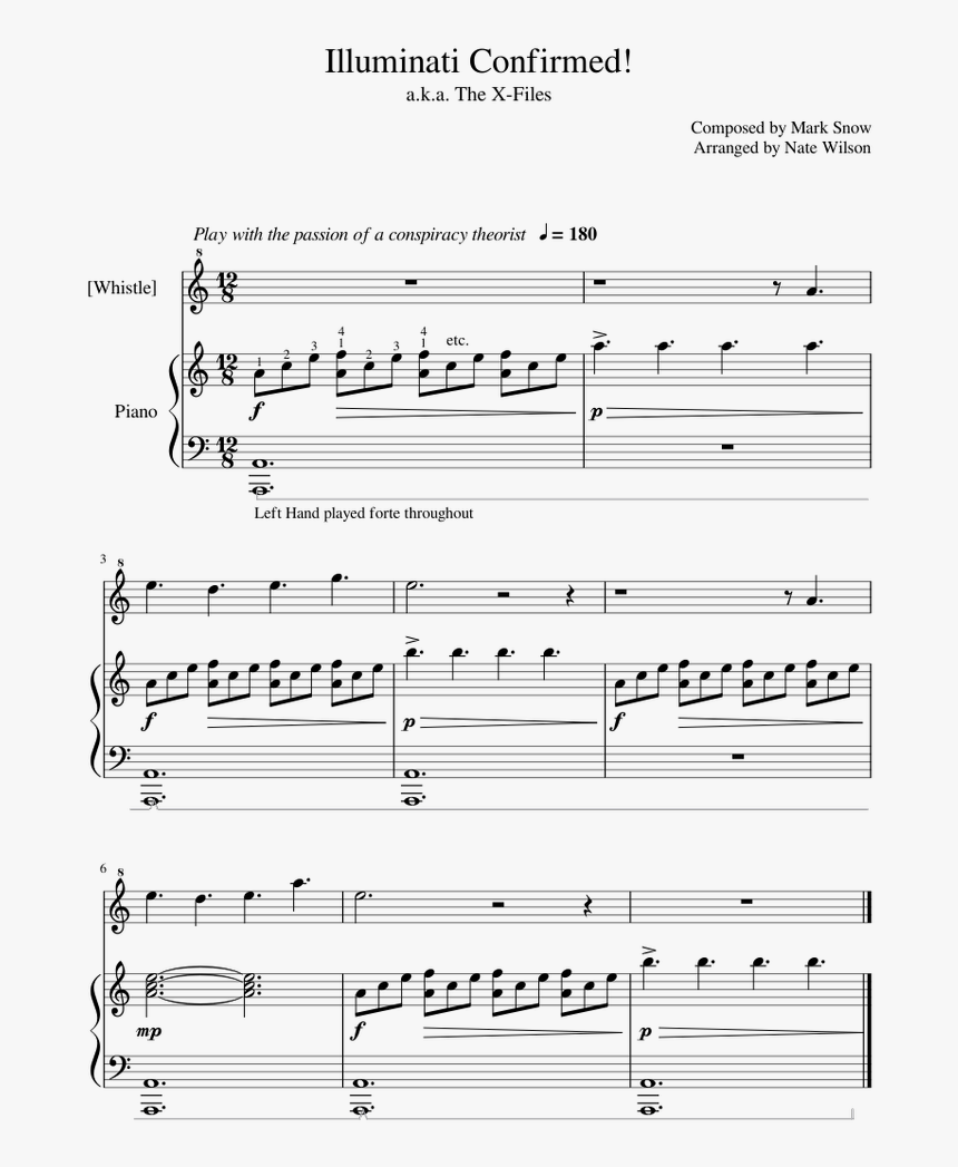 Illuminati Piano, HD Png Download, Free Download