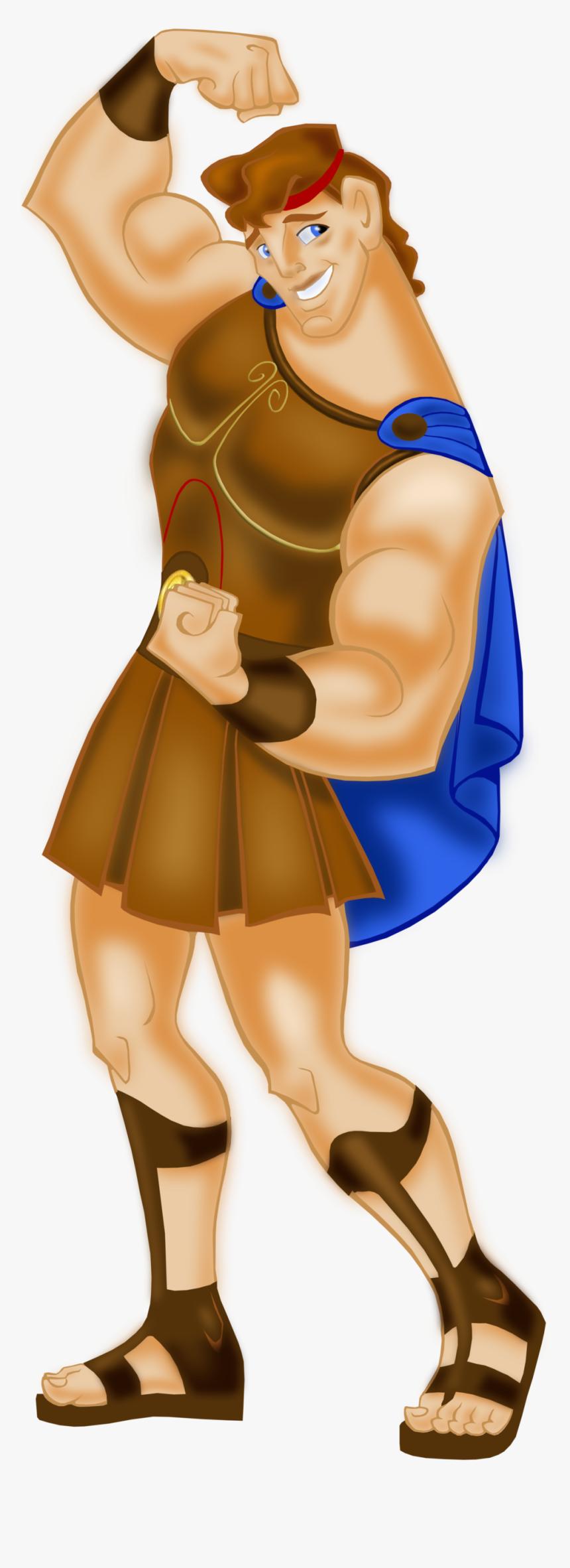 Hercules Clipart At Free For Personal Use Hercules Teseu Desenho