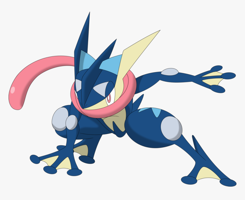 Freeuse Stock Ash Ketchum Pok Mon Serena Theory Transprent - Greninja Png, Transparent Png, Free Download