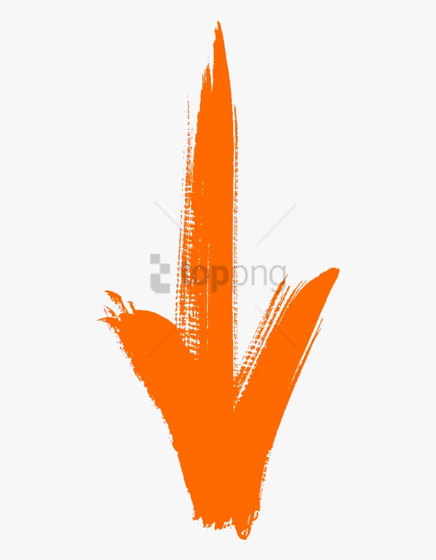 Free Png Flechas Naranjas Png Image With Transparent - Flechas Naranjas Png, Png Download, Free Download