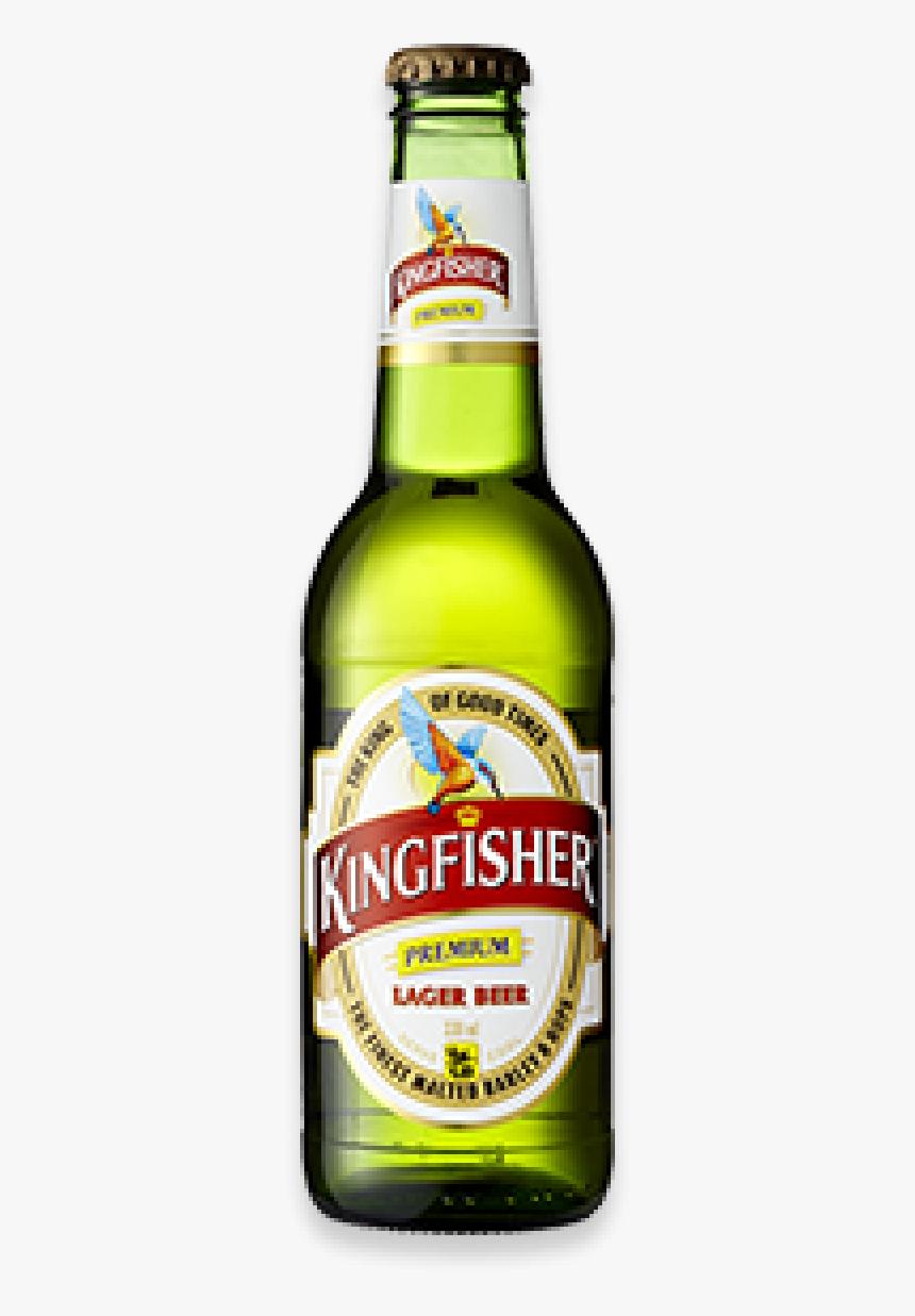 Kingfisher Beer Bottle Png - Kingfisher Beer, Transparent Png, Free Download