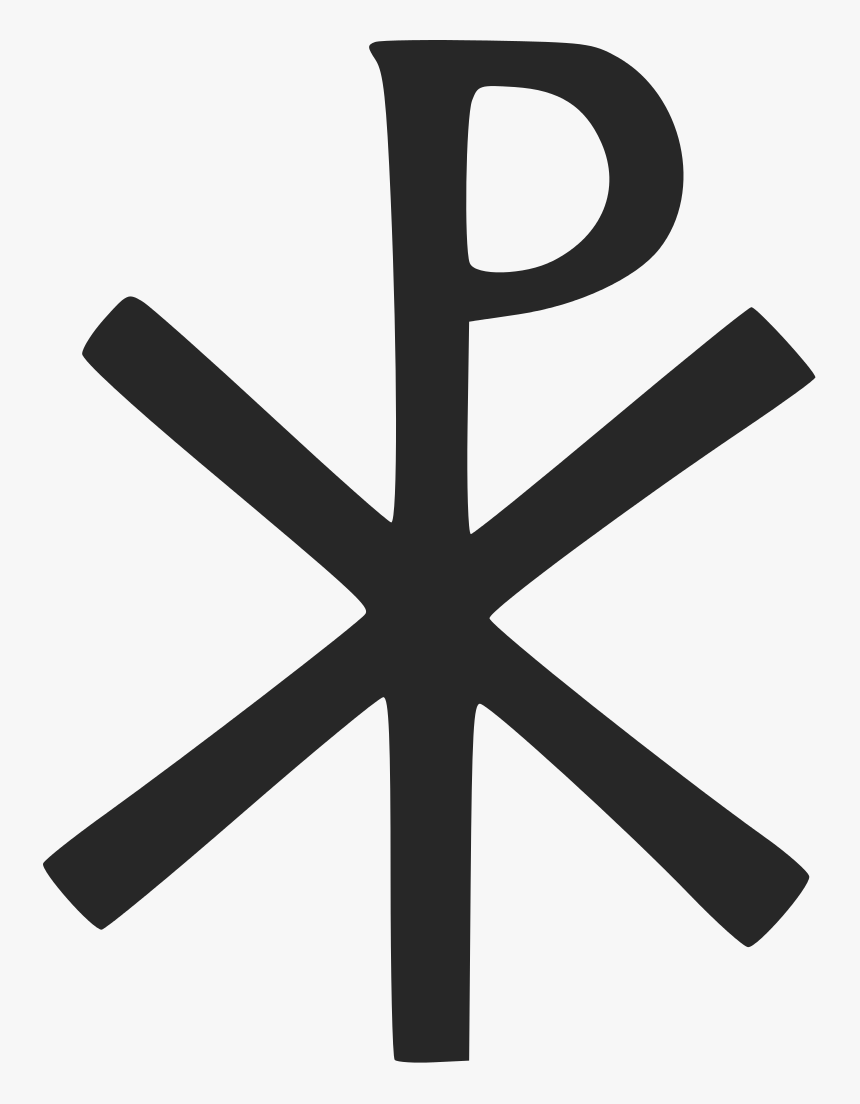 Catholic Cross Antique Clipart Picture Download Roman - Chi Rho, HD Png Download, Free Download