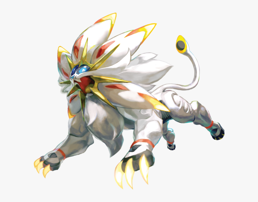 3157303-solgaleo - Solgaleo Pokemon, HD Png Download, Free Download