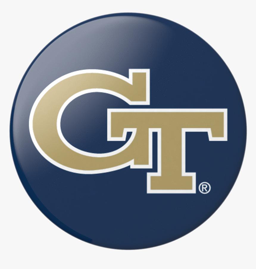 Blue Georgia Tech Logo, HD Png Download, Free Download