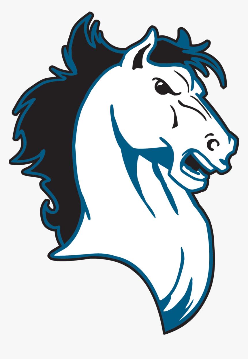 Transparent Horse Mascot Clipart - Mustang Png Horse Cartoon, Png Download, Free Download