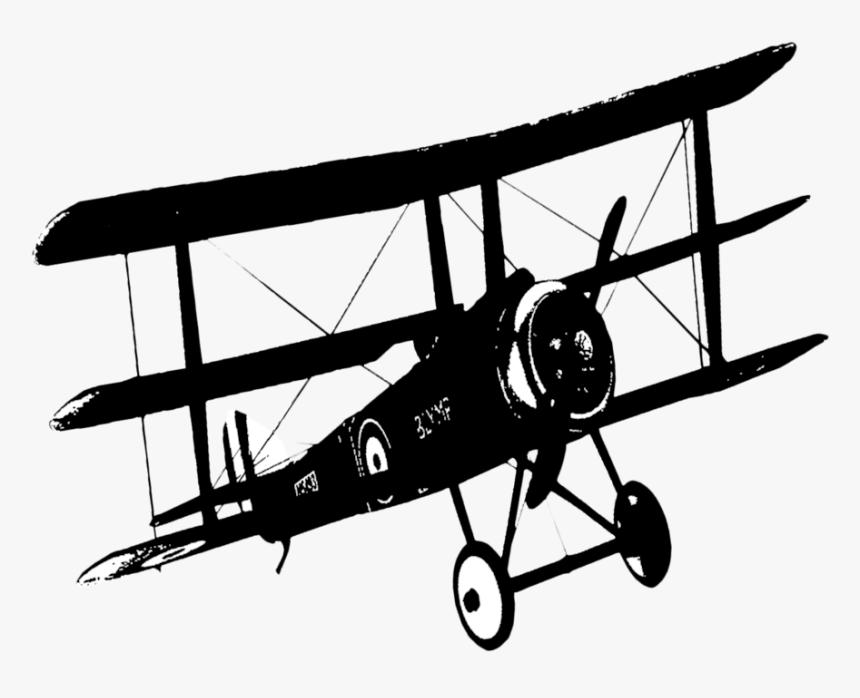 Sopwith Triplane - Biplane, HD Png Download, Free Download