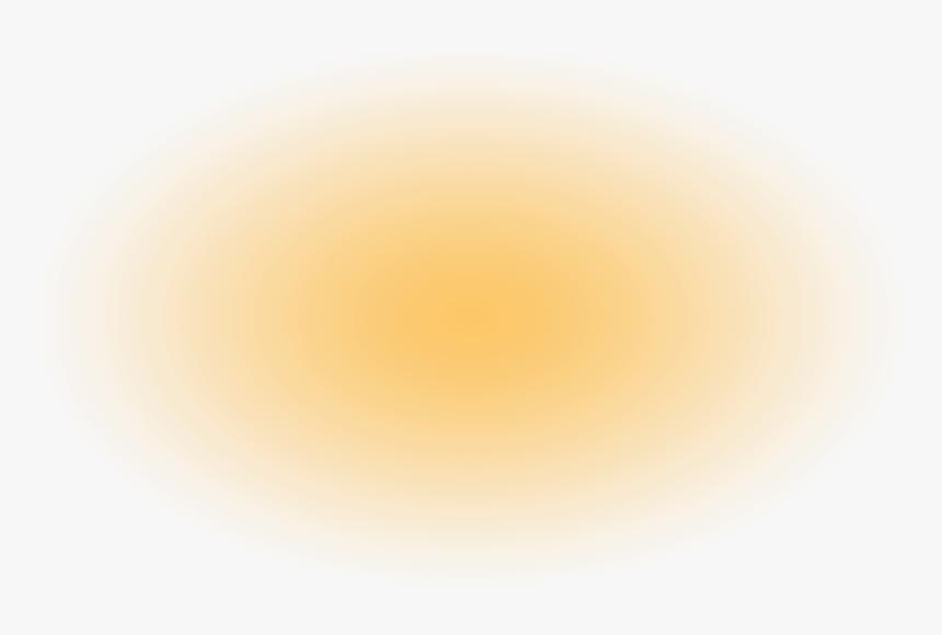 Gold Shine Png - Orange Blur Circle, Transparent Png, Free Download