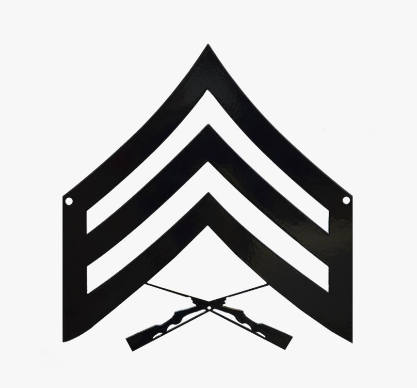Staff Sergeant Chevron Usmc, HD Png Download, Free Download