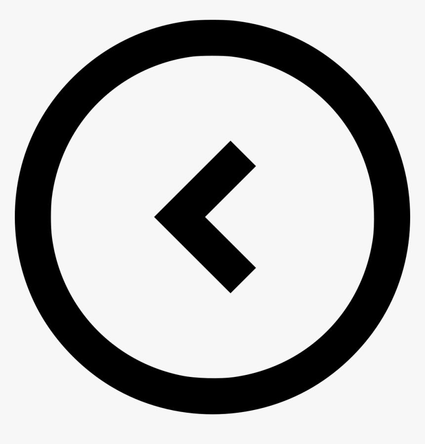 Chevron Left - Whatsapp Icon, HD Png Download, Free Download