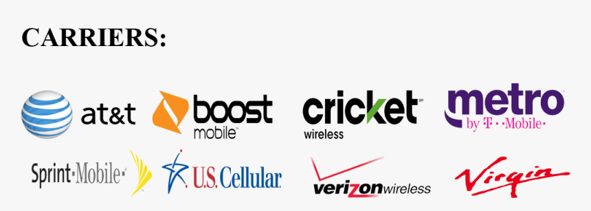 Aapl Carriers Logo - Cricket Wireless, HD Png Download, Free Download