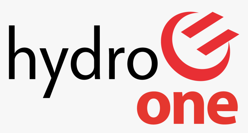 A Registered Trademark Of Toronto Hydro Corporation - Hydro One Logo Vector, HD Png Download, Free Download