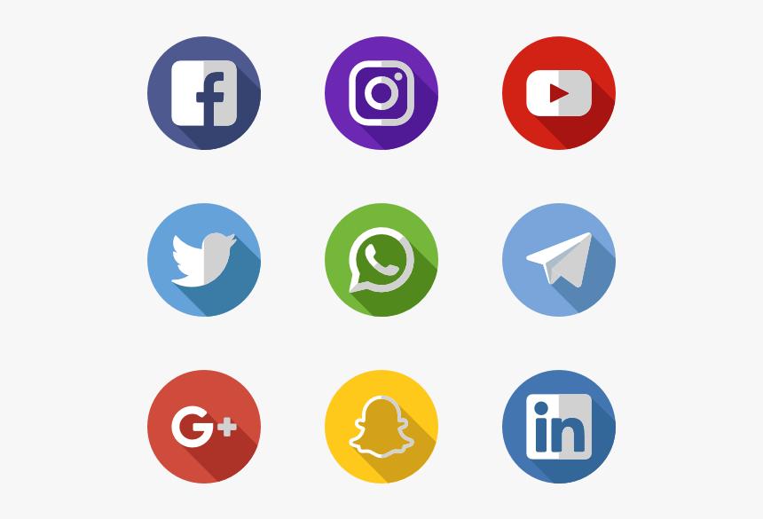 Social Media App Logo Png, Transparent Png, Free Download