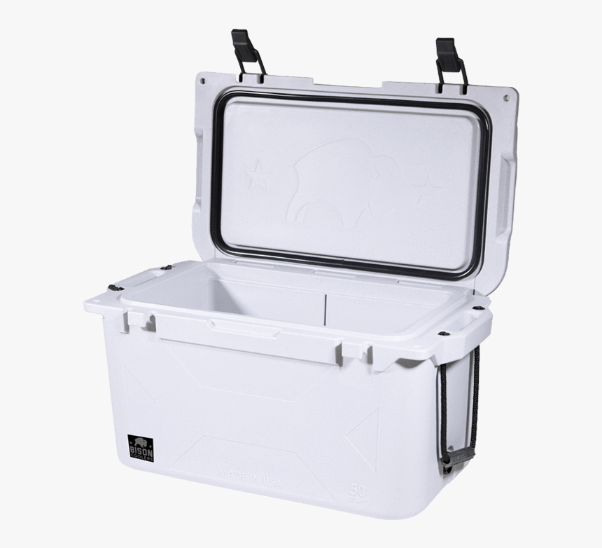 Bison Cooler Opened - Open Ice Cooler Png, Transparent Png, Free Download