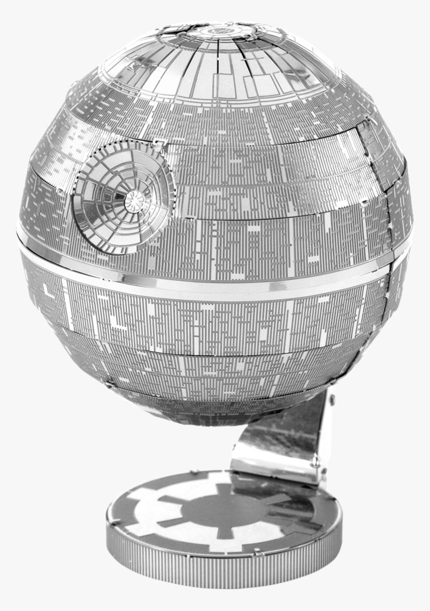 Star Wars Death Star - Earth Metals Models Star Wars, HD Png Download, Free Download