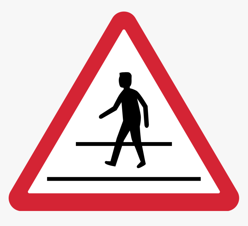 Philippines Old Road Signs - Warning Philippines Traffic Signs, HD Png Download, Free Download