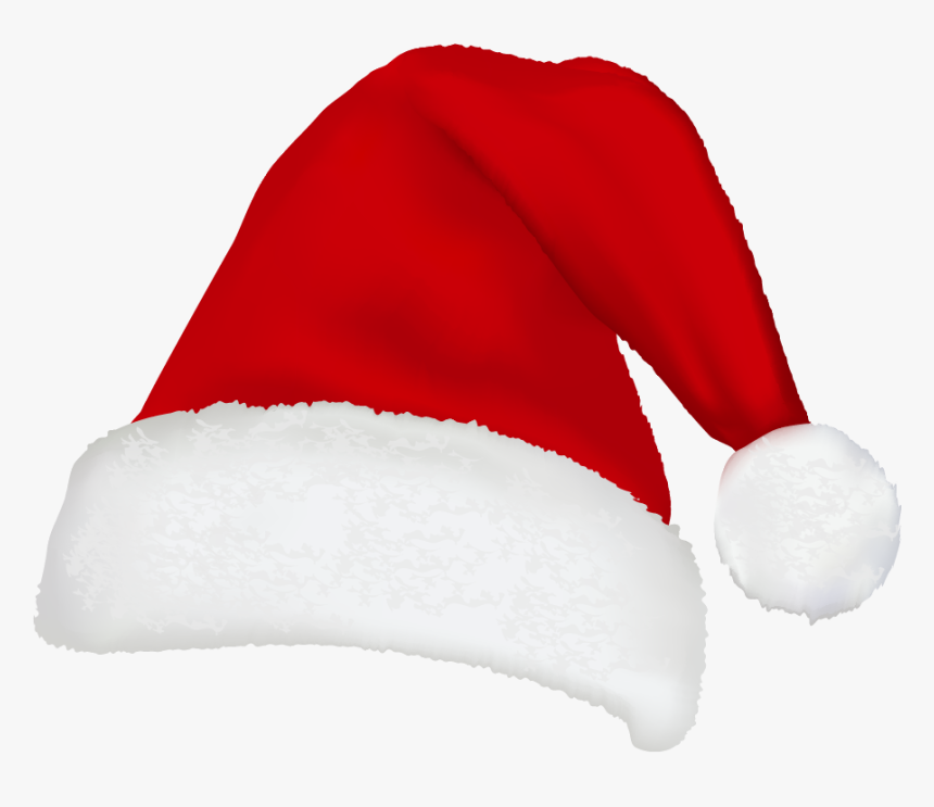Father Christmas Hat Png, Transparent Png, Free Download