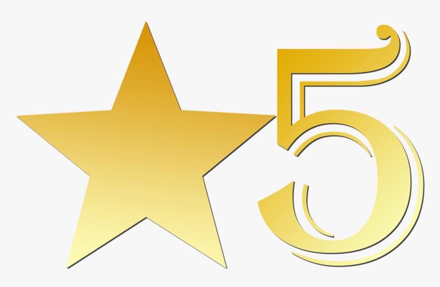 5 Star Image - Transparent Transparent Background 5 Stars Rating Png, Png Download, Free Download