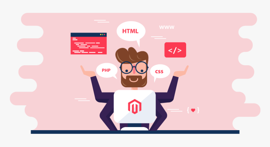 A Complete Guide On How To Hire A Magento Developer - Hire Magento Developers, HD Png Download, Free Download