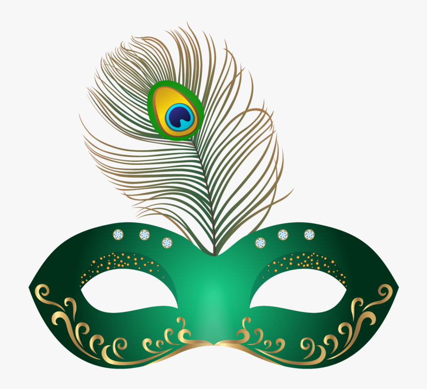 Transparent Mardi Gras Mask, HD Png Download, Free Download