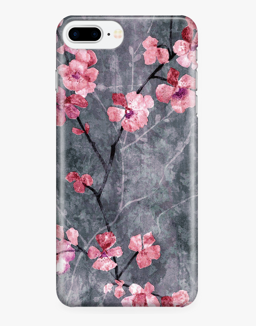 Cherry Blossom Case Samsung Galaxy S6 Edge, HD Png Download, Free Download