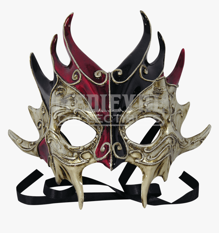 Venetian Fiend Mask Fm - Mens Masquerade Masks, HD Png Download, Free Download