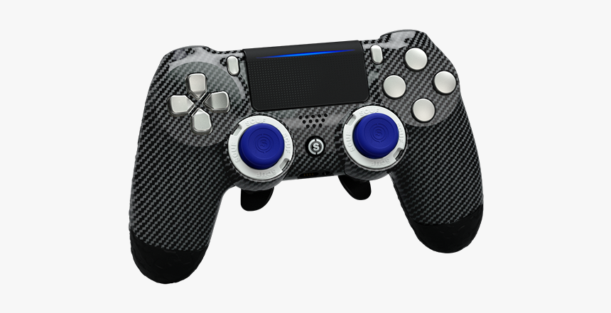 Scuf Controller Ps4 Carbon, HD Png Download, Free Download