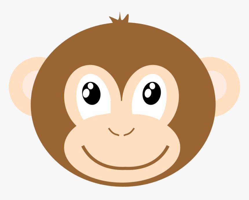 Clip Art Drawing Snout Monkey Gorilla Cartoon Png Face Monkey Hd Transparent Png Kindpng