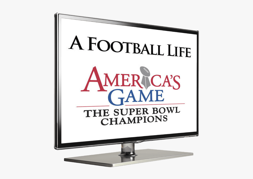 Tv Showing A Football Life, HD Png Download, Free Download