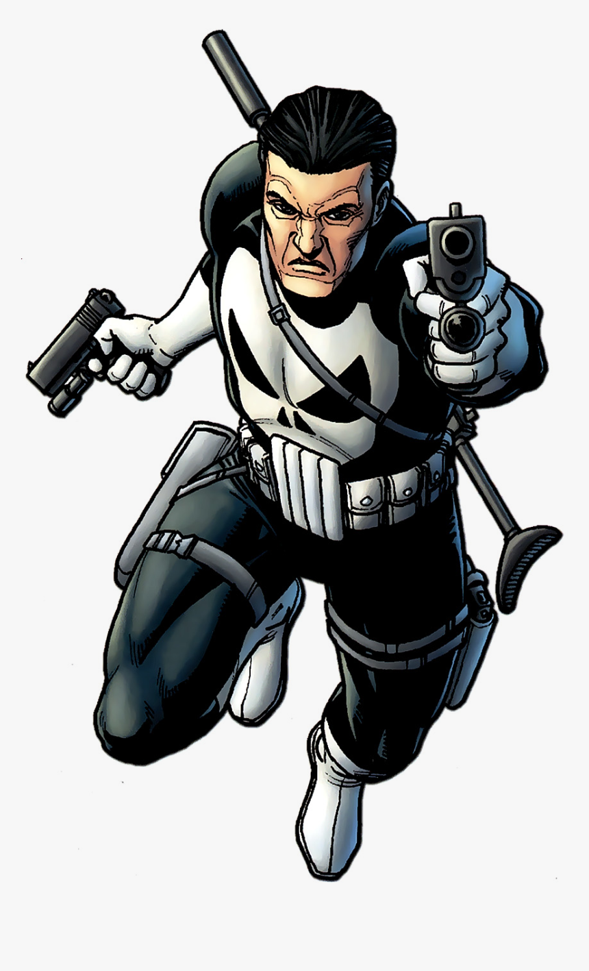 Punisher Comic Characters, HD Png Download, Free Download