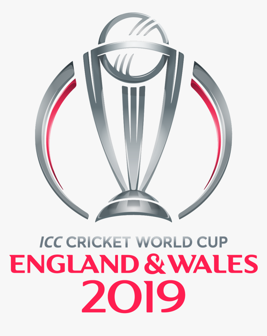 Icc Cricket World Cup 2019 Logo - World Cup Icc 2019, HD Png Download, Free Download