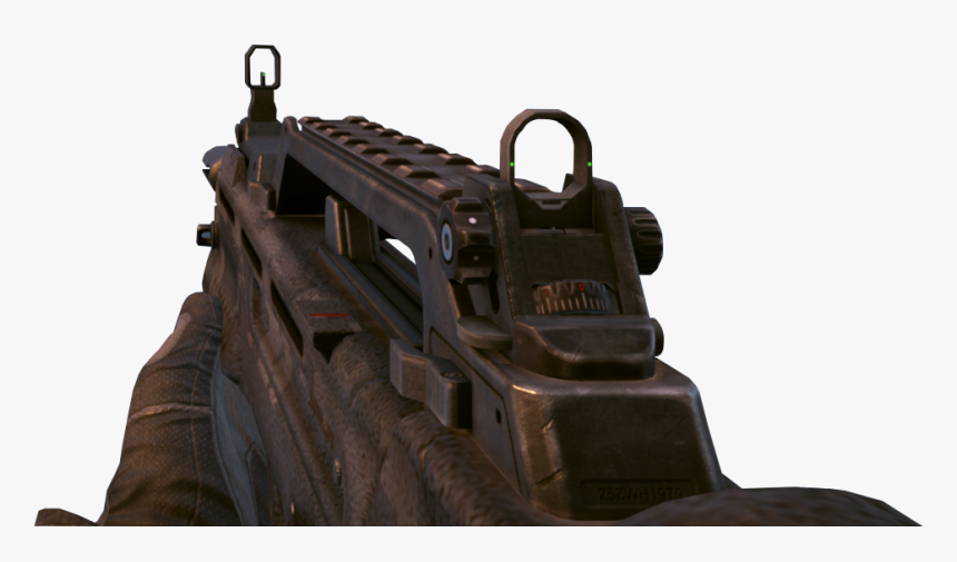 Call Of Duty Bo2 Type 25 , Png Download - Kawaii Camo Ksg Bo2, Transparent Png, Free Download
