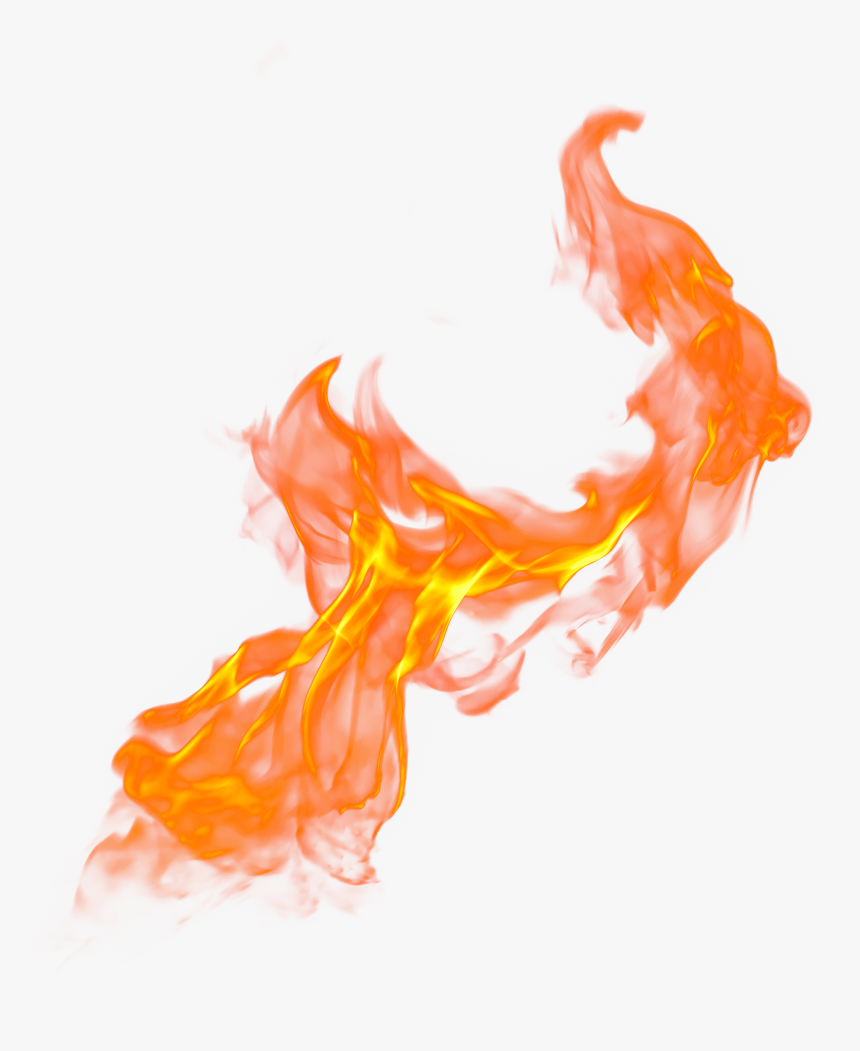 Transparent Realistic Fire Flames Clipart Png - Flame Png, Png Download, Free Download