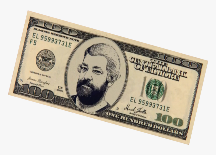 Clip Art 100 Dollar Bill Png - Amazing World Of Gumball Dollars, Transparent Png, Free Download