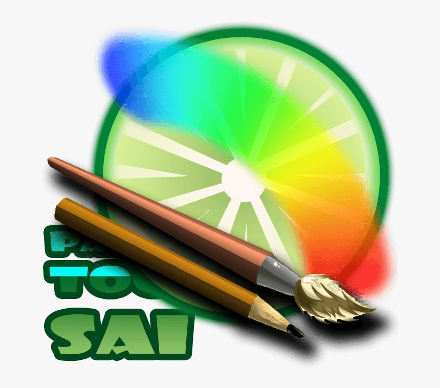Paint Tool Sai Crack - Paint Tool Sai Png, Transparent Png, Free Download