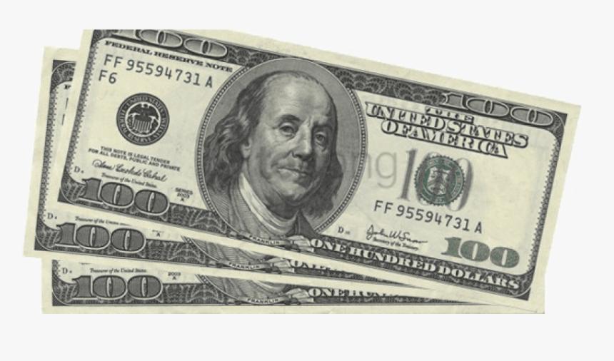 100 Dollar Png - 100 Us Dollar, Transparent Png, Free Download