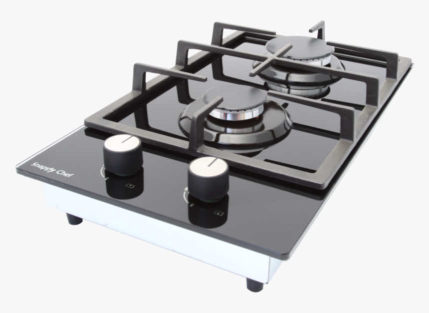 2 Plate Gas Stove, HD Png Download, Free Download