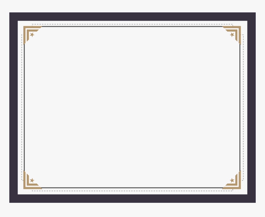 Text Picture Frame Pattern - Parallel, HD Png Download, Free Download