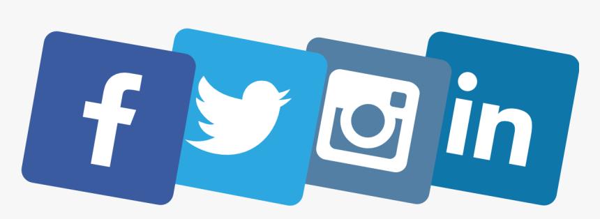 Linkedin Logo Transparent Png - Business Social Media Icons, Png Download, Free Download