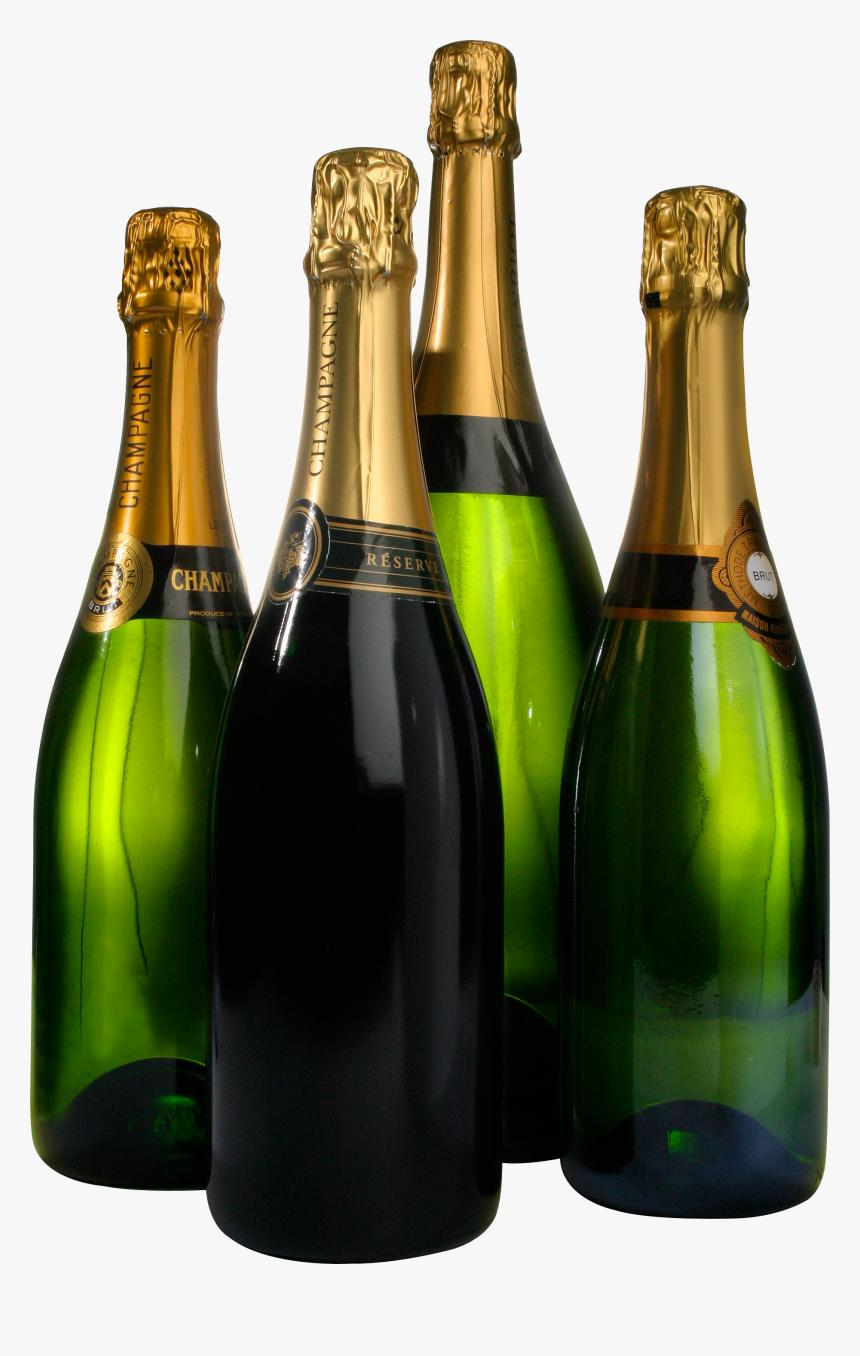 Champagne Bottle Png - Champagne Bottle Drinks Png, Transparent Png, Free Download