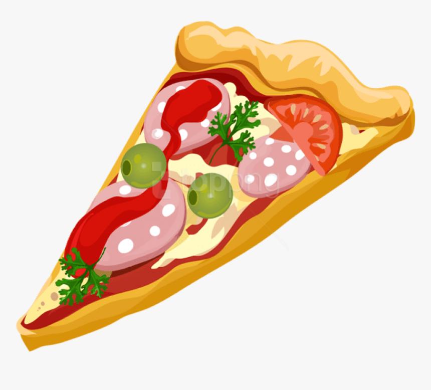Pizza Clipart Png Transparent Pizza Clip Art Png Download Kindpng