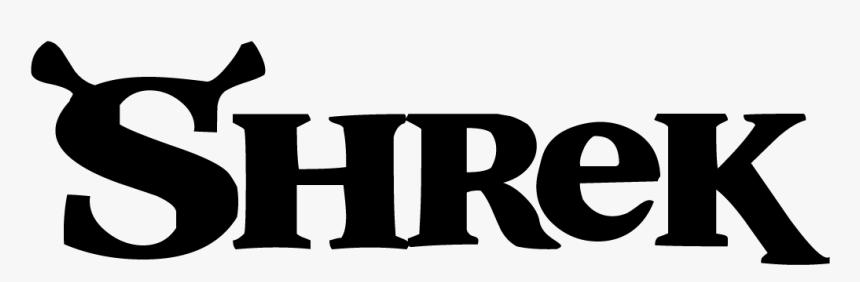 Shrek Logo Png Shrek Logo Black And White Transparent Png Kindpng