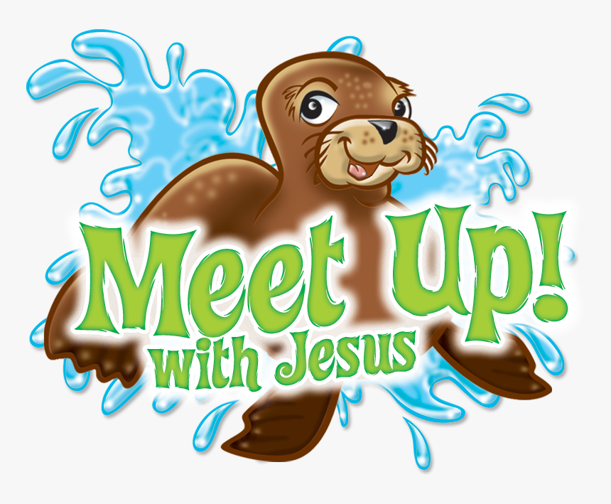 Vacation Bible School - Meet Up With Jesus, HD Png Download, Free Download