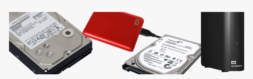Hard Drive Recovery - Hard Disk Drive, HD Png Download, Free Download