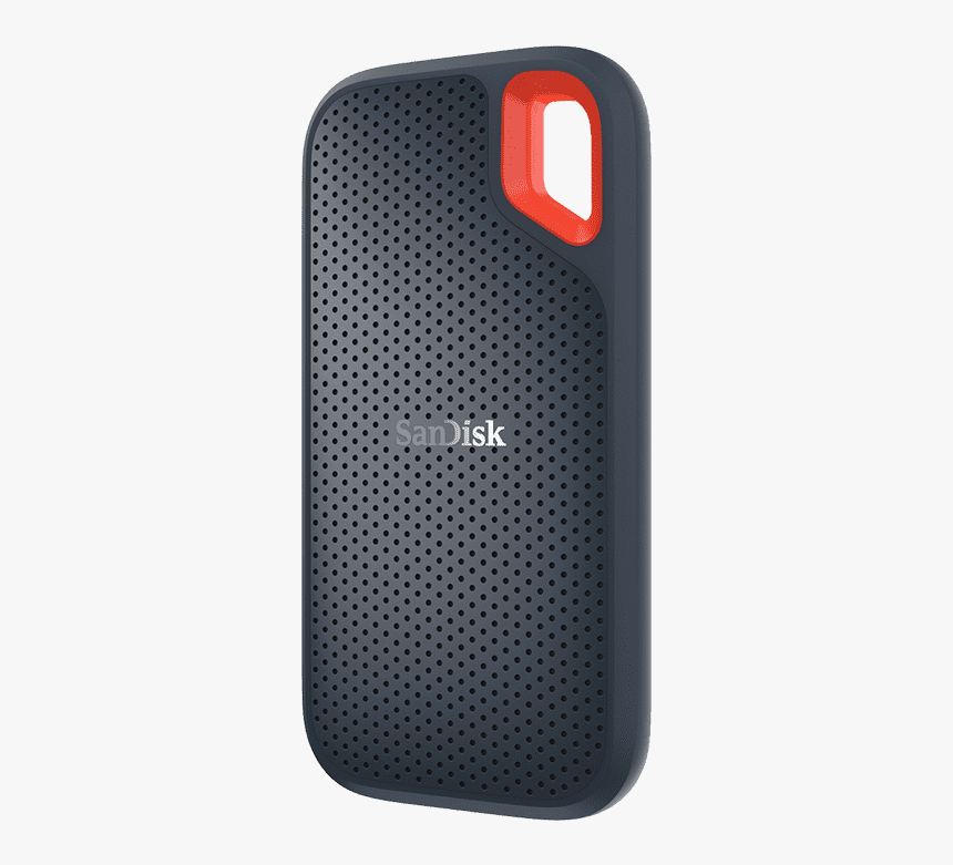 Sandisk Portable Ssd, HD Png Download, Free Download