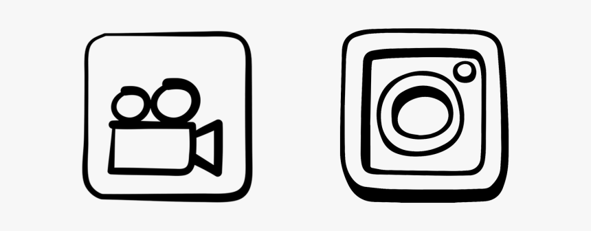 Video Icon, Instagram Icon - Video Icon Instagram Png, Transparent Png, Free Download