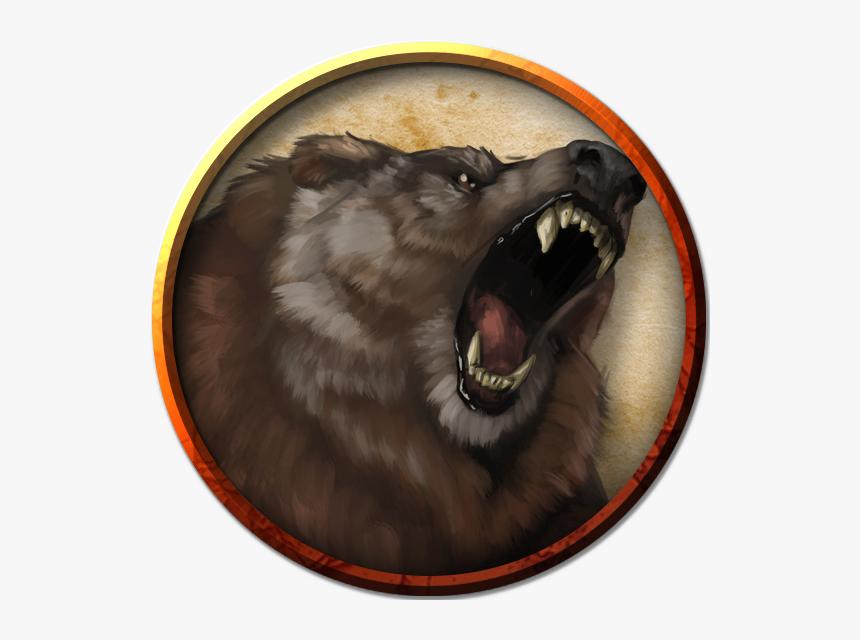Transparent Bear - Cat Yawns, HD Png Download, Free Download