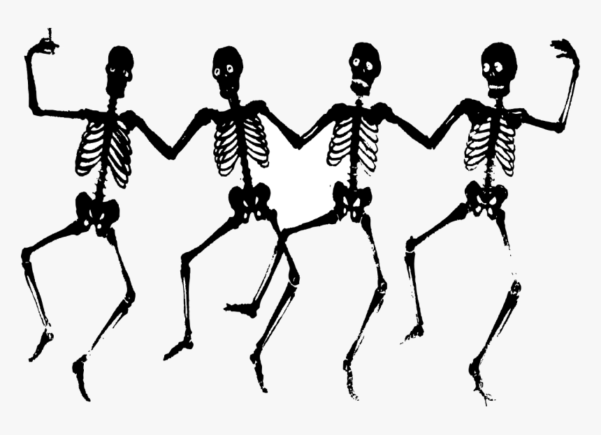 Halloween Dance Clipart, HD Png Download, Free Download