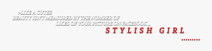 #stylish  stylish Girl  stylishgirl  cool Girl  coolgirl - Stylish Text Png For Girl, Transparent Png, Free Download